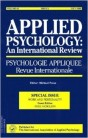 Applied Psychology An International Review